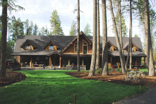 Image Galleries - Whisper Creek Log Homes throughout Whisper Creek Log Homes