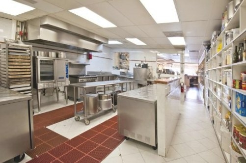 Immaculate Hands-On State Of The Art Commercial Kitchen pertaining to State Of The Art Kitchen