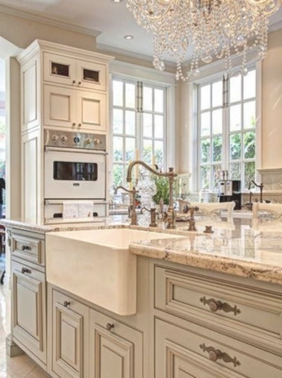 Incredible Beige Painted Kitchen Cabinets 17 Best Ideas regarding White And Beige Kitchen