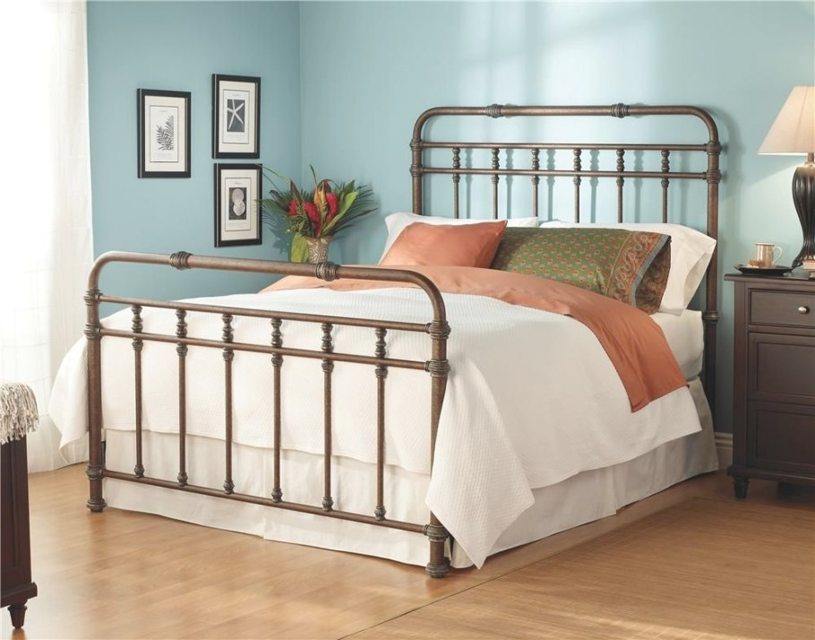 Iron Beds Queen Laredo Iron Bedwesley Allen | Bettgestell regarding Wesley Allen Iron Beds