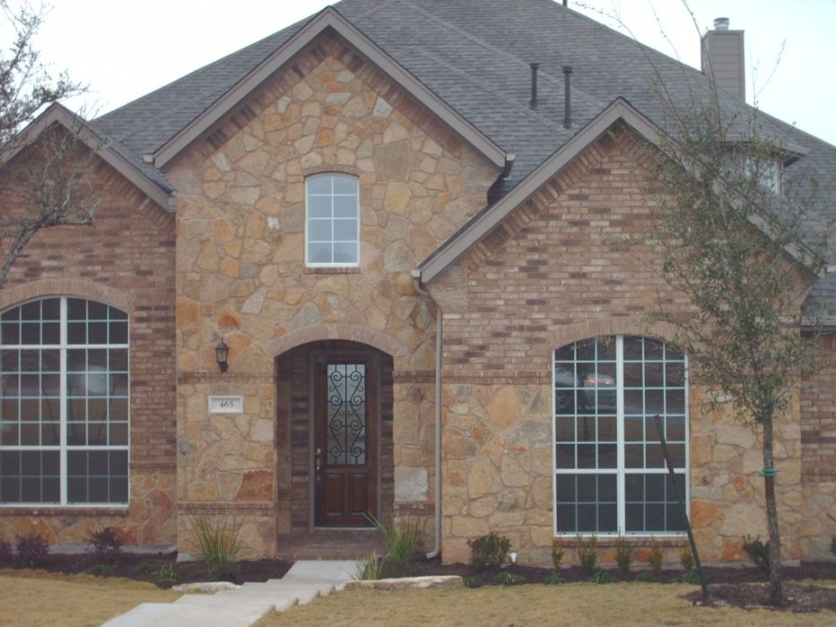 Jandjw pertaining to Brick And Stone Homes