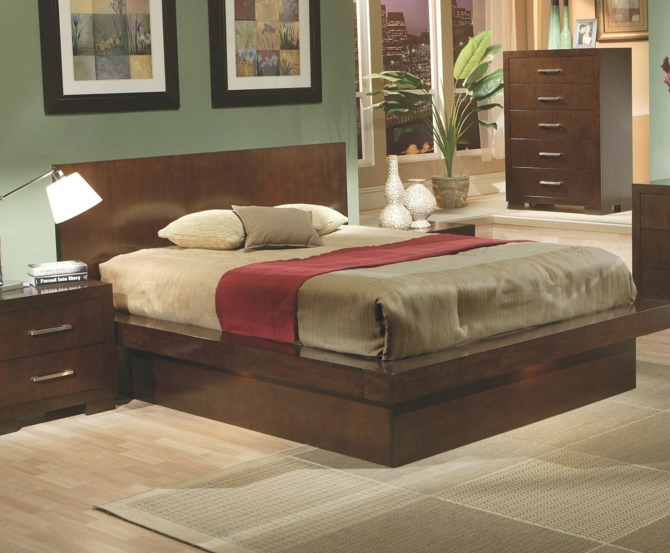 Jessica Regular King Size Platform Bed Lowest Price - Sofa intended for King Size Platform Bed