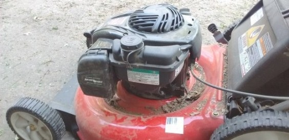 Jonathan Bergknoff: Resurrecting My Lawn Mower in Briggs And Stratton Lawn Mower Won'T Start After Sitting