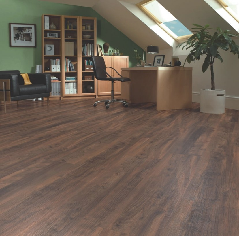 Karndean Looselay Wood Collection - Heritage Oak regarding Karndean Vinyl Plank Flooring