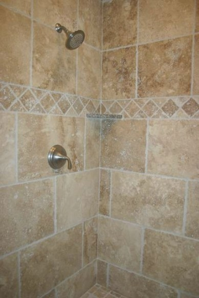 Kitchen Counter Design Tile Showers Tile Showers-Tips On with regard to Tiled Shower Ideas For Small Bathrooms