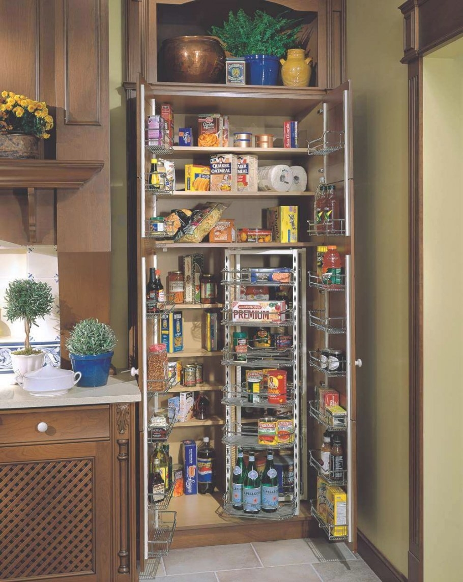 Kitchen Pantry Cabinet Installation Guide - Theydesign in Kitchen Pantry Storage Cabinet