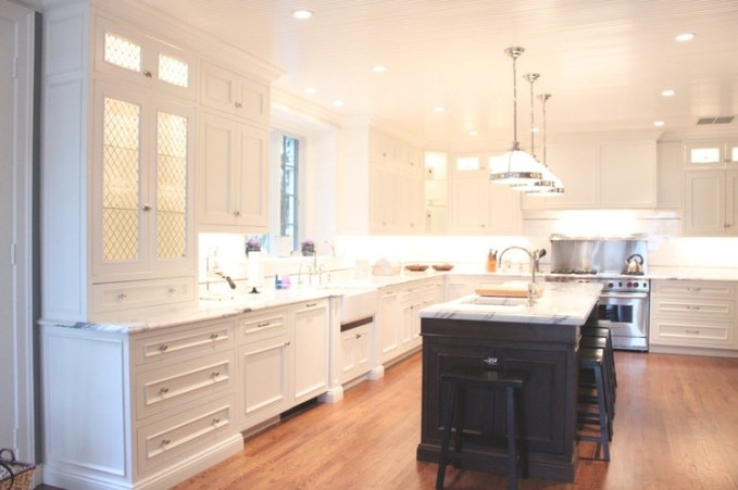 L-Shaped Kitchen Ideas For Cooking Enthusiast – Homesfeed for L Shaped White Kitchen
