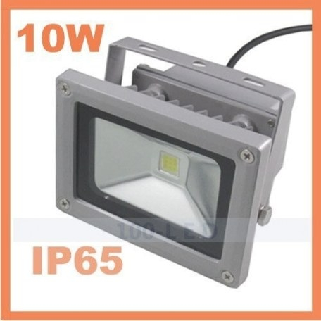 Led Flood Light 10W Warm White / Cool White / Rgb Remote in Remote Control Outdoor Lights