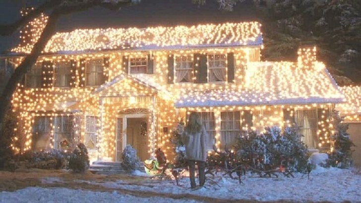 Light Up Your House With Led Or Incandescent Christmas with regard to Light Up My Home