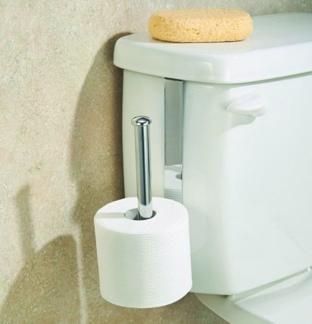 Loo Roll Store And Holder | Bathroom Toilet Paper Holders with Where To Put Toilet Paper Holder In Small Bathroom
