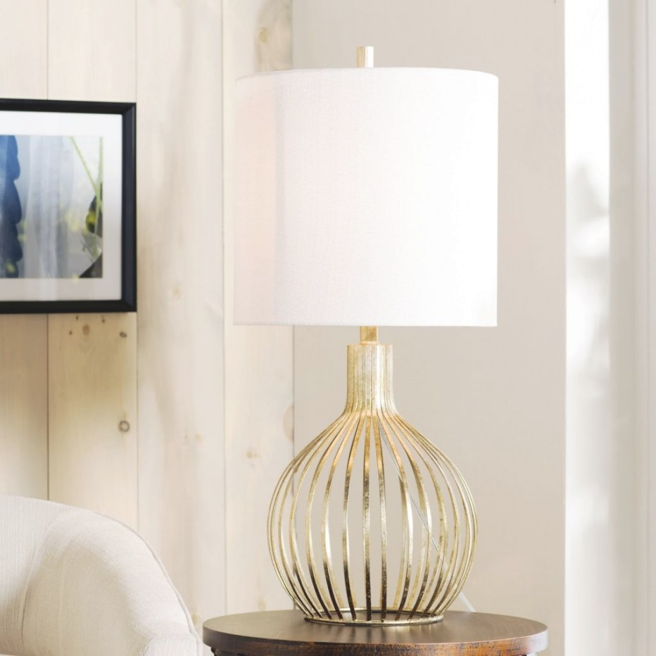 "Mercury Row Bast 31"" Table Lamp & Reviews — Foothillfolk regarding Broyhill Lamps At Homegoods"