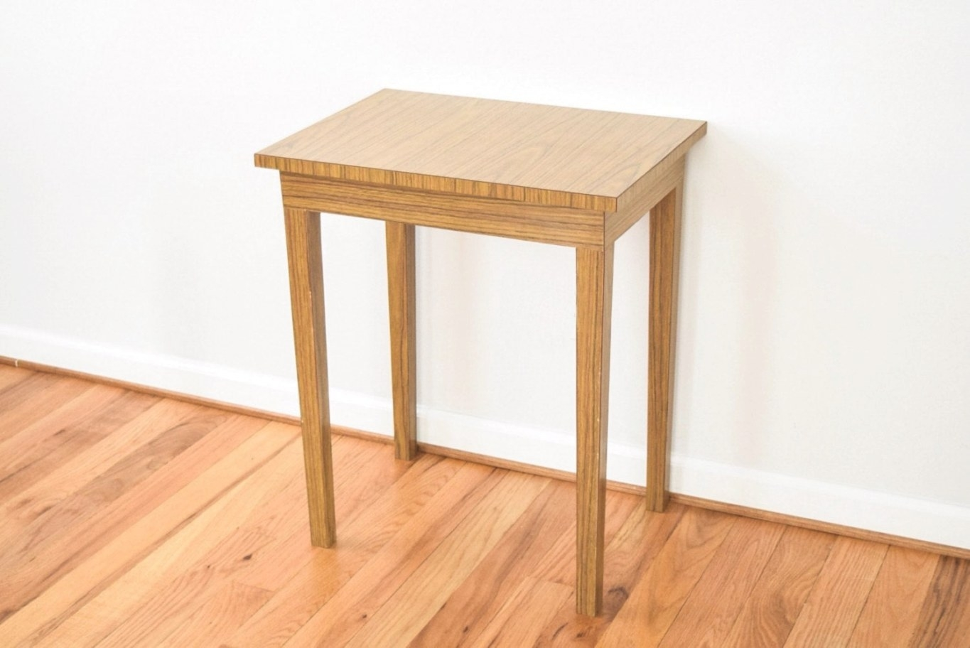 Mid Century Accent Table Modern End Table Wood End within Mid Century Modern Side Table