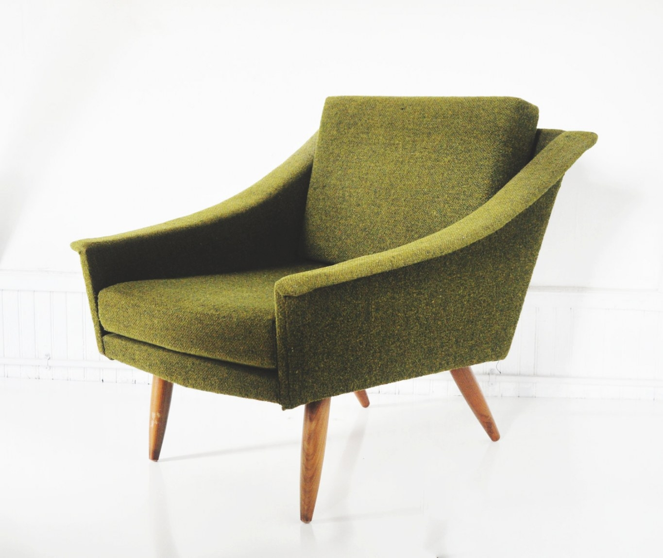 Mid-Century Lounge Chair / Adrian Pearsall For Craft throughout Mid Century Lounge Chair