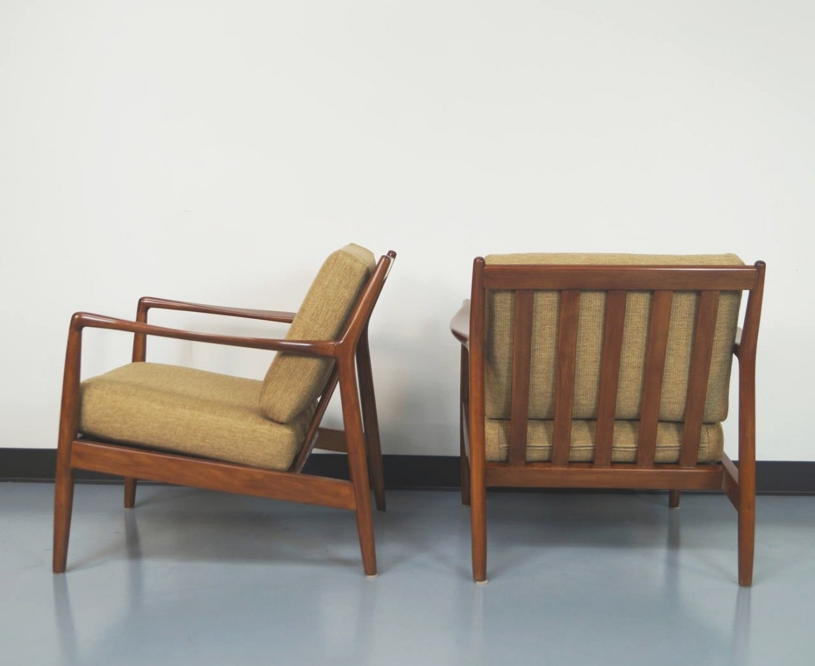 Mid-Century Lounge Chairfolke Ohlsson At 1Stdibs throughout Mid Century Lounge Chair