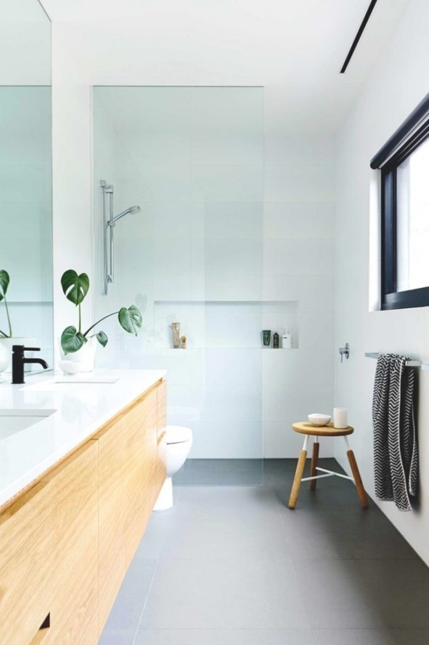 Mid Century Modern Bathroom Design Inspo {+ The Best with regard to 3/4 Bathroom Layout