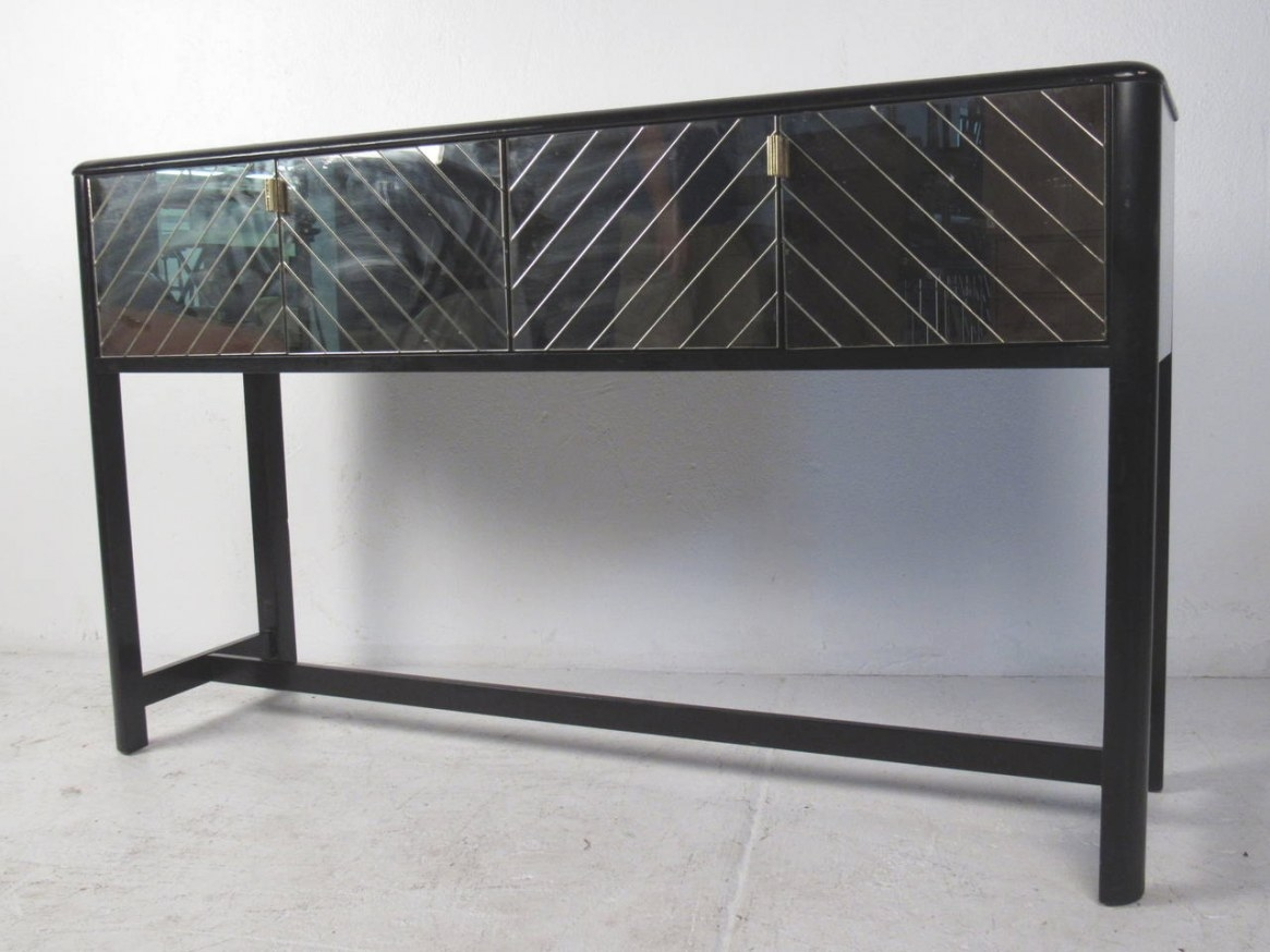 Mid Century Modern Console Table At 1Stdibs inside Mid Century Modern Console Table