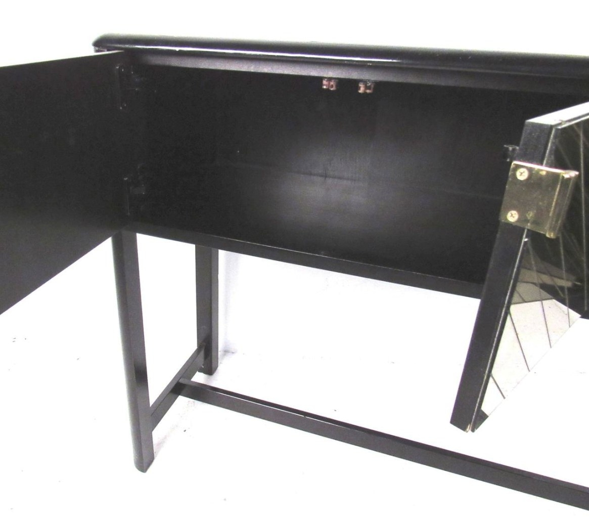 Mid Century Modern Console Table At 1Stdibs pertaining to Mid Century Modern Console Table
