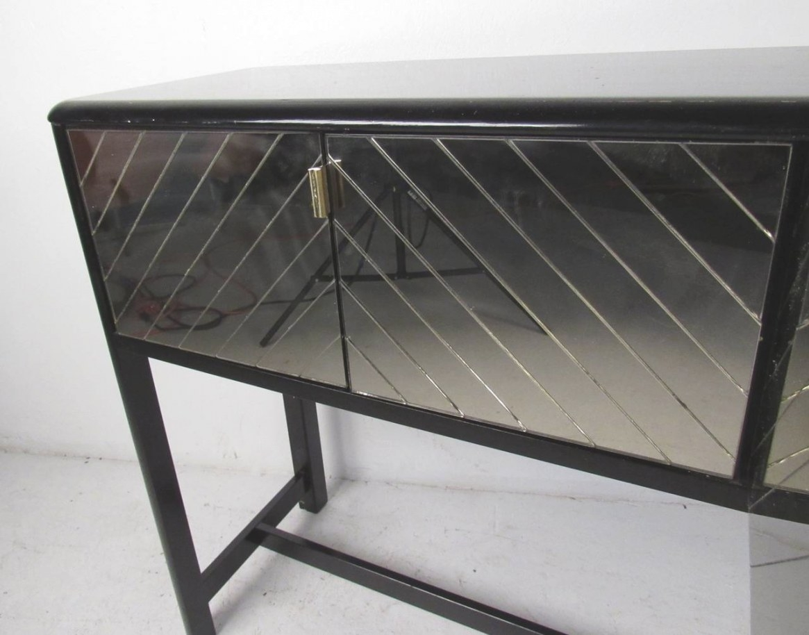 Mid Century Modern Console Table At 1Stdibs with regard to Mid Century Modern Console Table