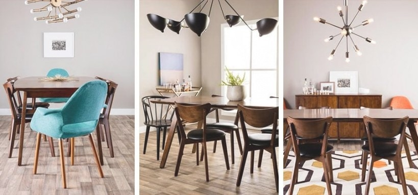 Mid-Century Modern Furniture & Decor Ideas | Overstock throughout Mid Century Modern Dining Room