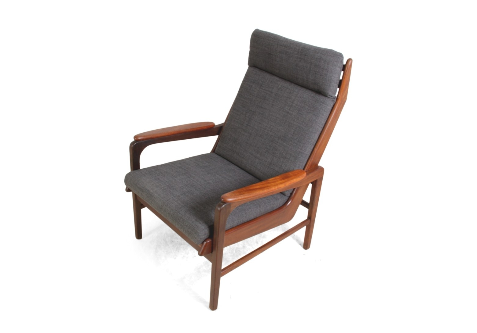 Mid Century Teak Lounge Chair | The Furniture Rooms in Mid Century Lounge Chair