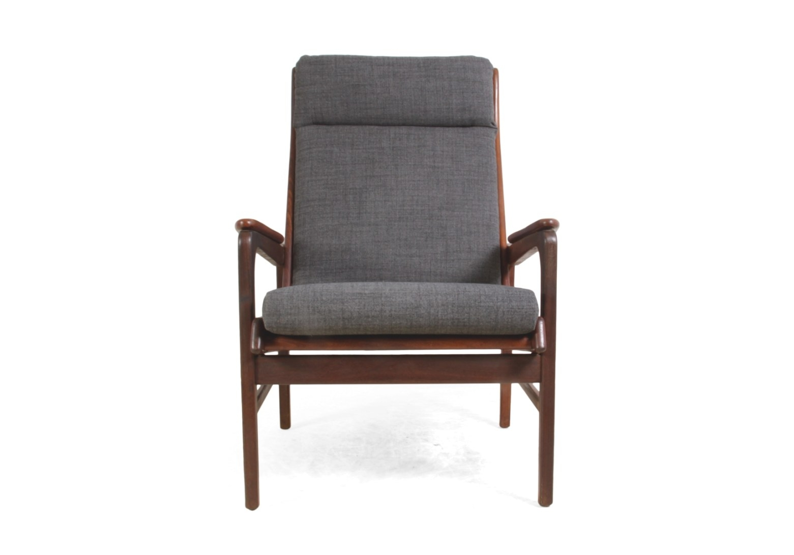 Mid Century Teak Lounge Chair | The Furniture Rooms regarding Mid Century Lounge Chair