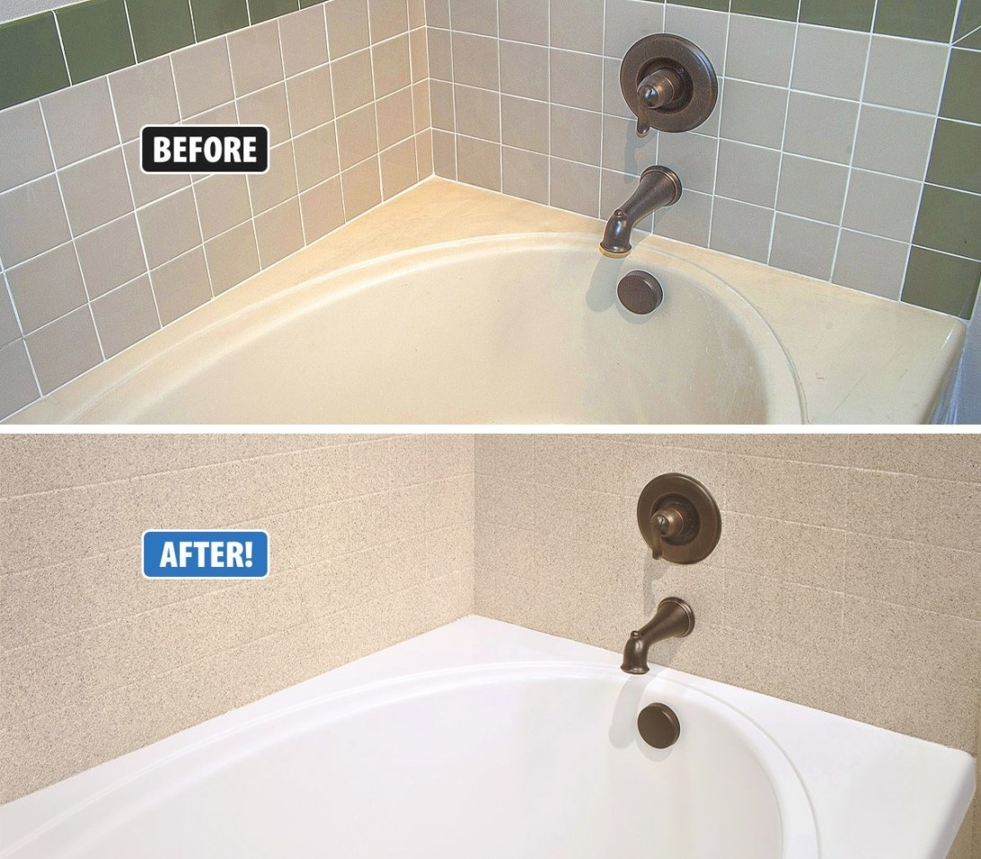 Miracle Method Can Refinishing Your Old, Tired Bathtub And for How Much Does It Cost To Replace A Tub With A Walk In Shower