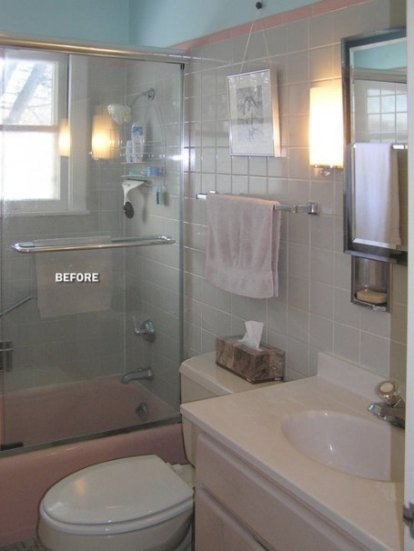 Modern 5X8' Bathroom intended for Bathtub Ideas For Small Bathrooms