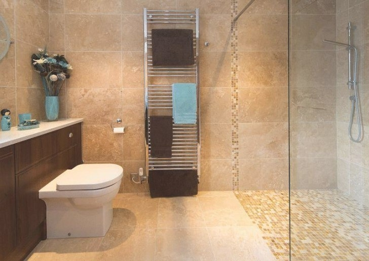 Mosaic Tiling Bathroom Design Ideas, Photos & Inspiration pertaining to Turquoise And Brown Bathroom