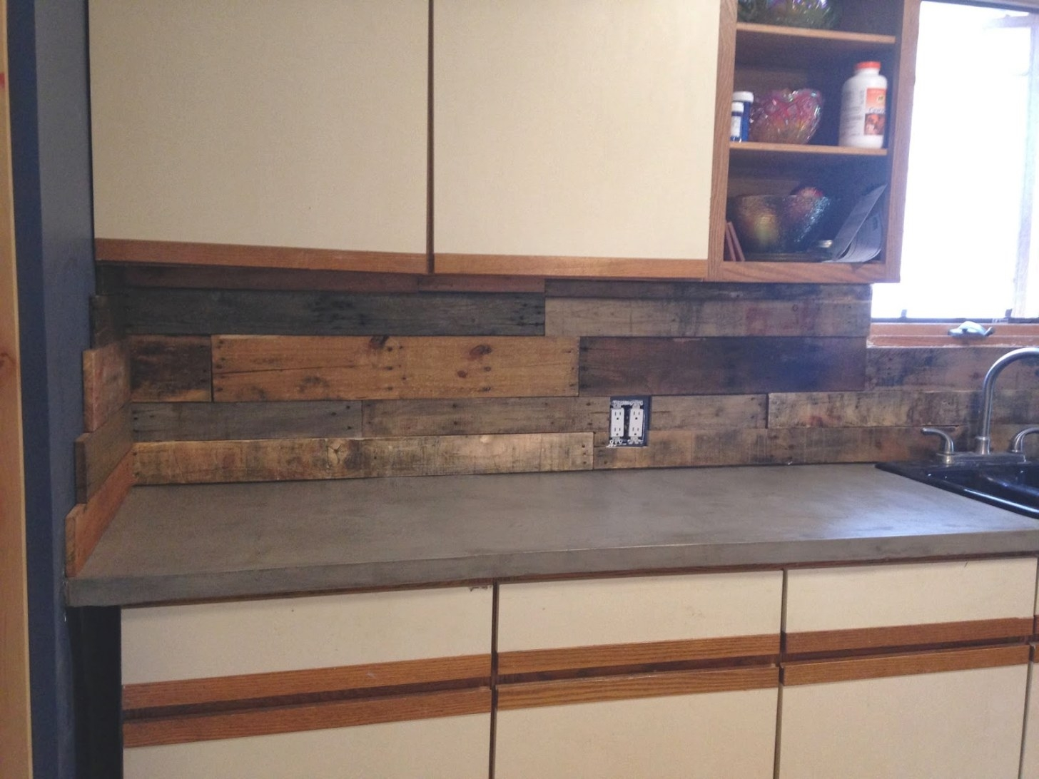 Nailed It Or Failed It: The Least Expensive Backsplash You pertaining to Do I Need Backsplash In Kitchen