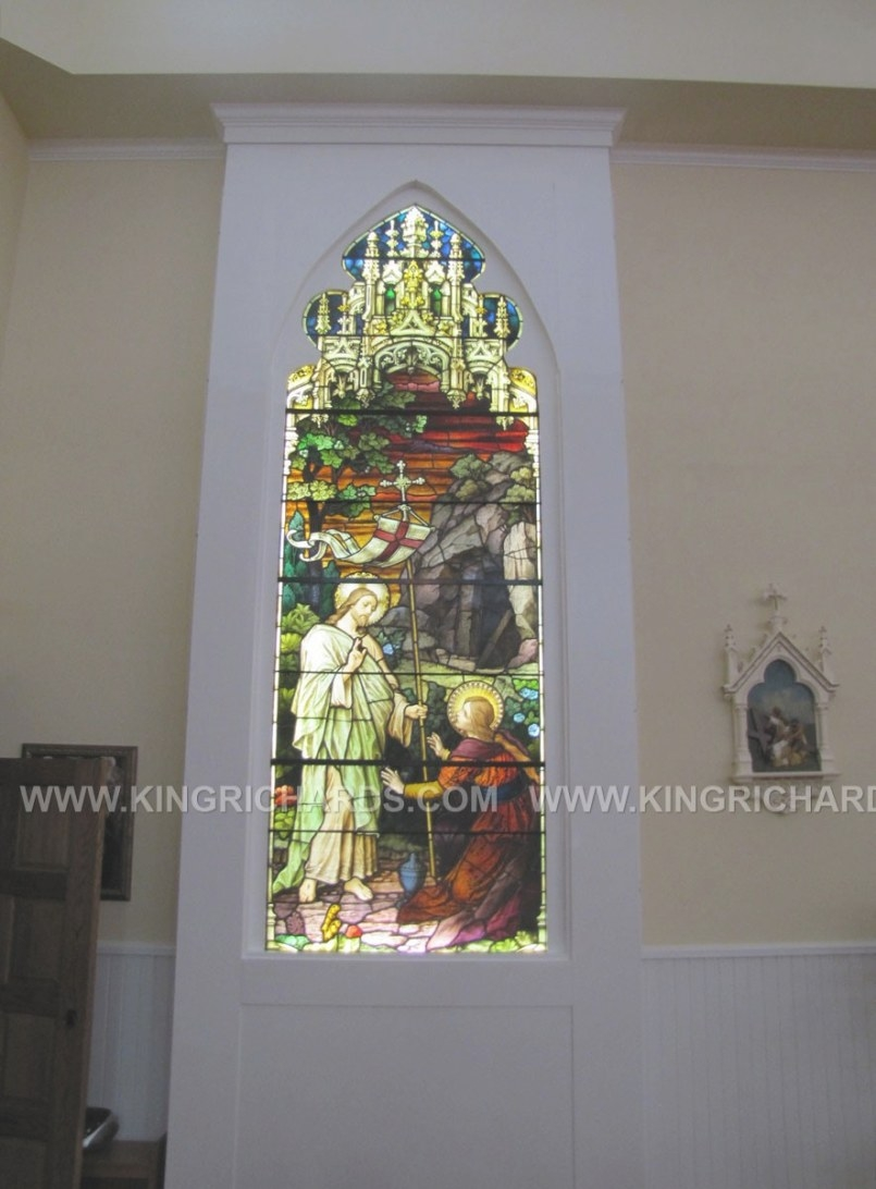New Stained Glass Light Boxes - King Richard'S Religious intended for Richard Best Custom Homes