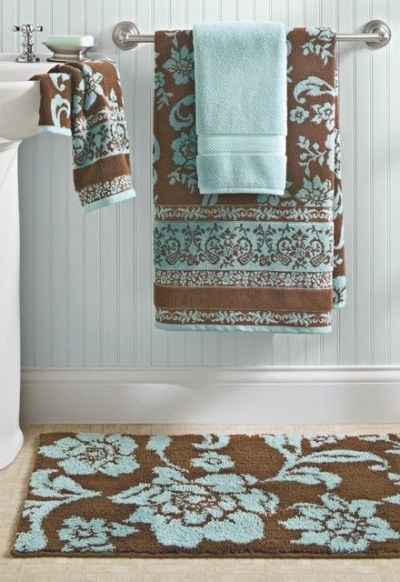 October 2018 Resources | Boost Your Bathroom | Brown throughout Turquoise And Brown Bathroom
