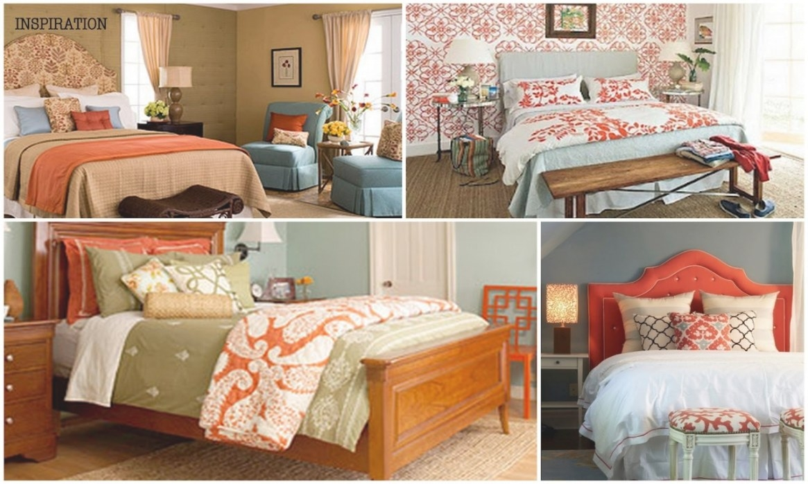 Orange And Blue Bedrooms, Orange And Blue Master Bedroom with regard to Blue And Orange Bedroom