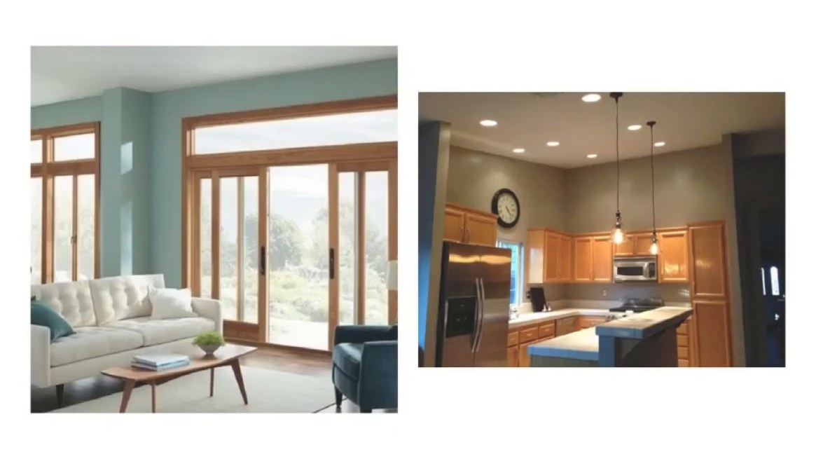 Paint Colors That Go With Honey Oak Trim - Youtube intended for Best Paint For Trim