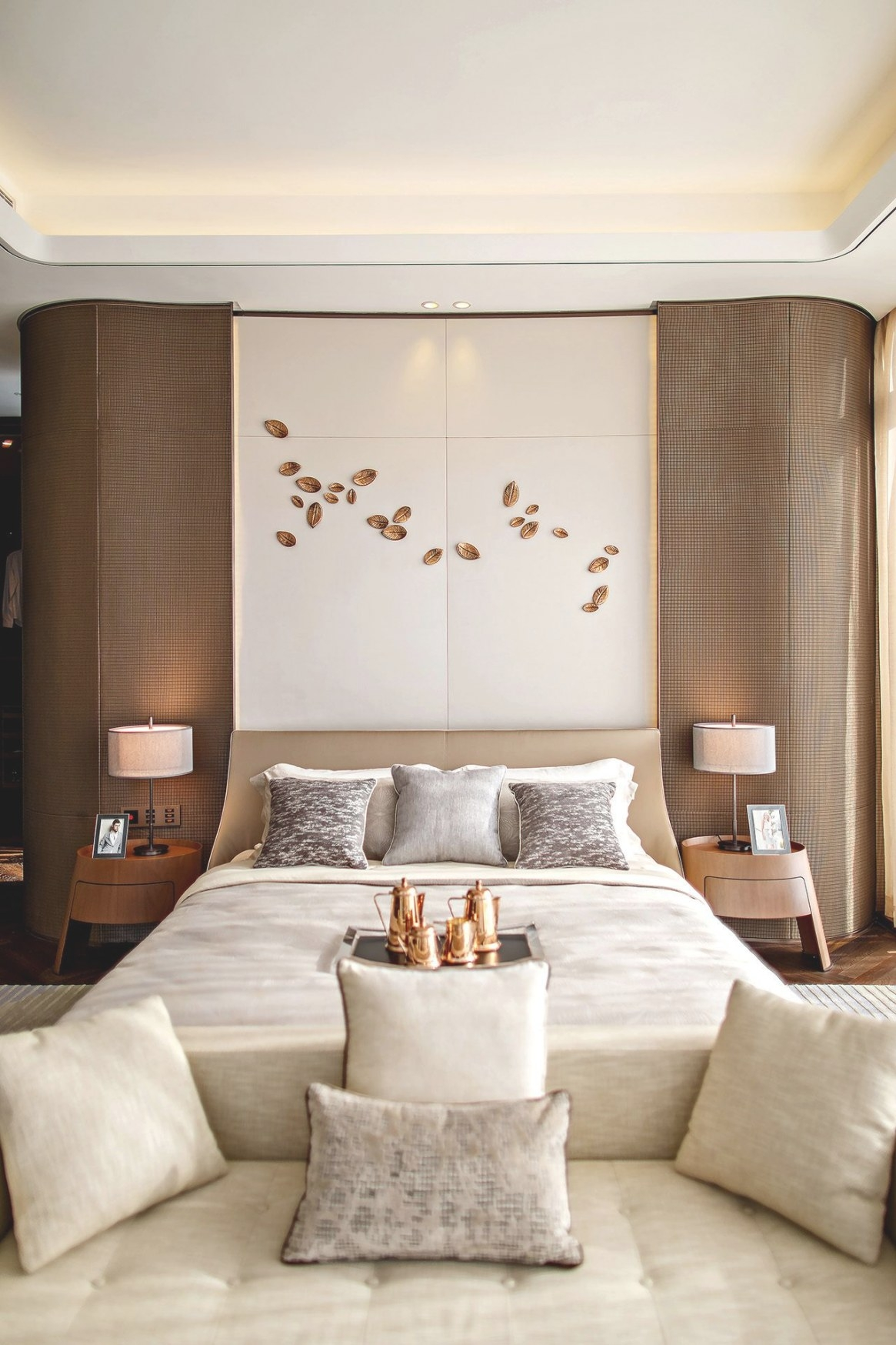 Panelling Is Hot | Luxury Bedroom Master, Bedroom Trends within Ideas For Master Bedrooms