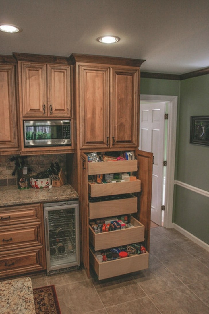Pantry Cabinet Ideas – The Owner-Builder Network in Kitchen Pantry Storage Cabinet
