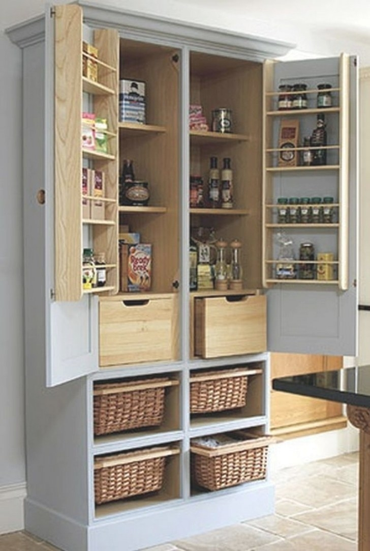 Pantry Cabinet Ideas – The Owner-Builder Network with regard to Kitchen Pantry Storage Cabinet