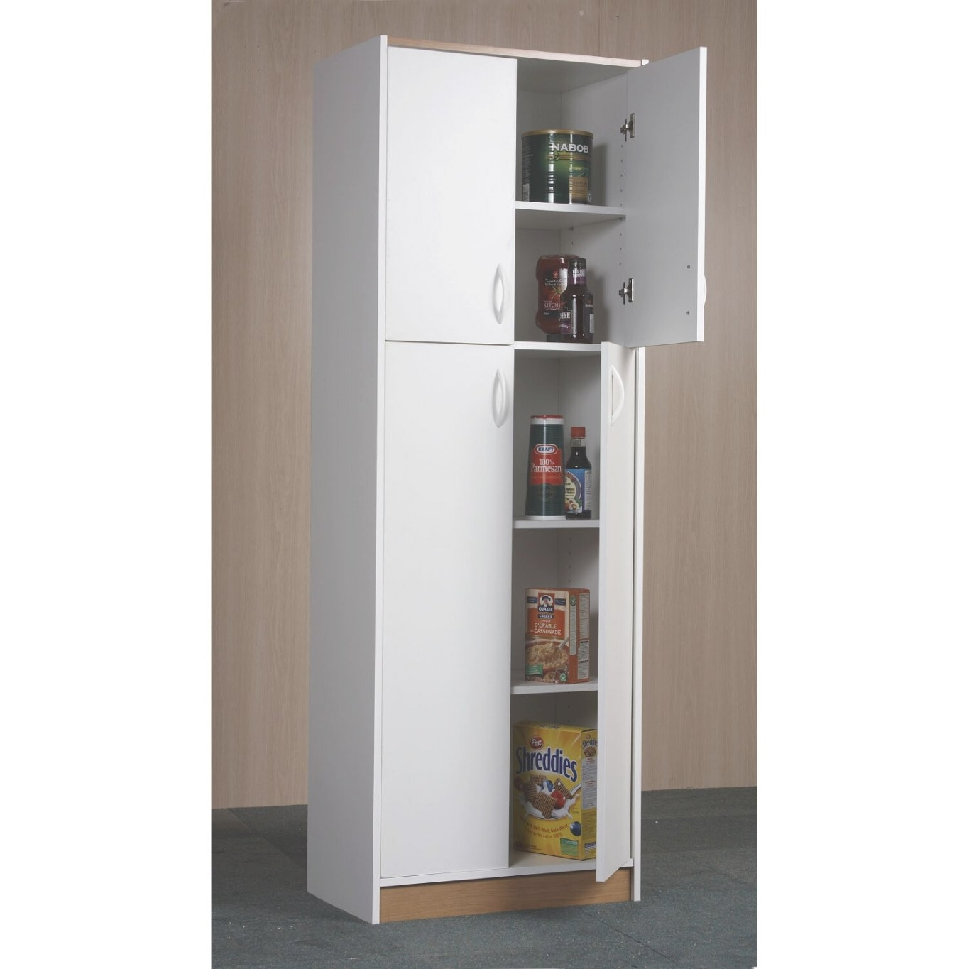 Pantry Cabinet: Kitchen Cabinet Pantry Unit With Food throughout Kitchen Pantry Storage Cabinet