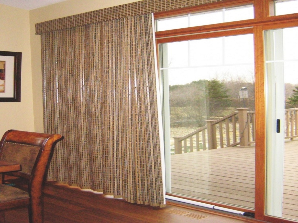 Patio Window Treatments, Best Sliding Door Window in Best Sliding Glass Doors