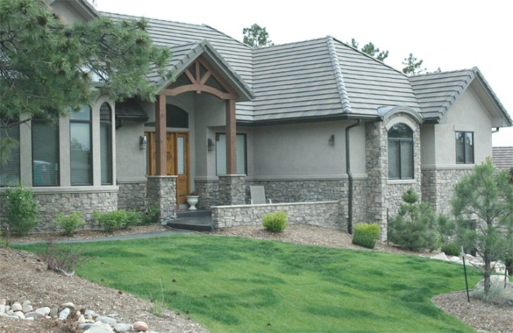 Peak Stucco And Stone Website :|: Retrofitting Stone And with regard to Stucco And Stone Homes