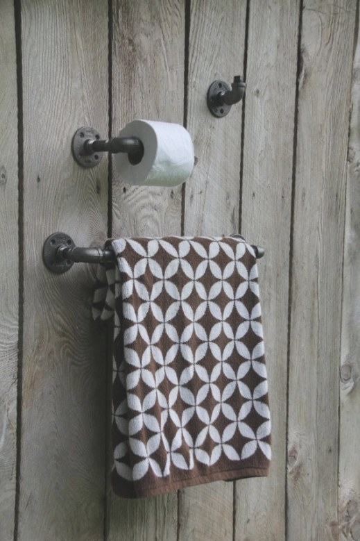 Pin On Outdoor Finds inside Where To Put Toilet Paper Holder In Small Bathroom