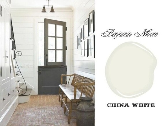 Pin On Paint regarding Benjamin Moore China White