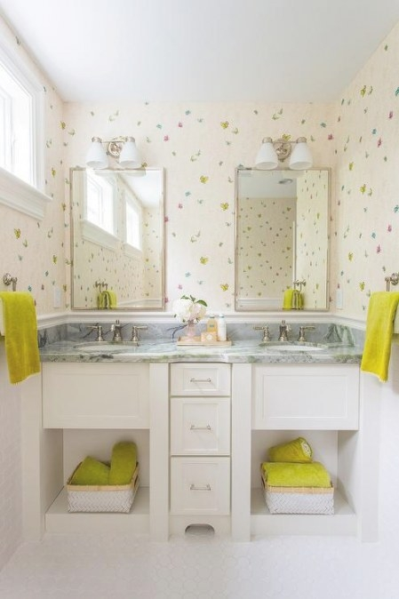 Pink And Gray Bathroom Design Ideas with Pink And Gray Bathroom