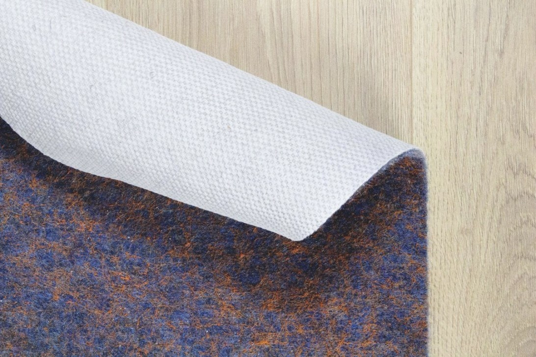 "Premium Dual Surface Non-Slip Rug Pad (0.25"") 