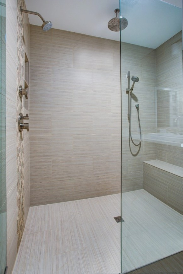 Pros And Cons Of Walk-In Showers | Salt Lake City, Ut inside Walk In Shower With Bench