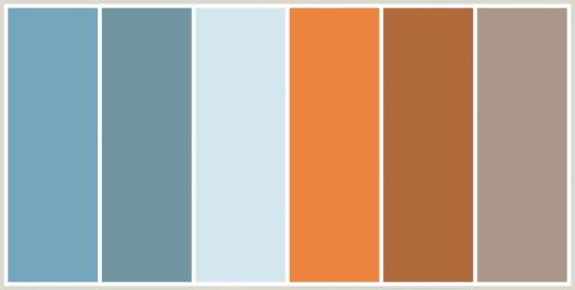 Related Image | Colors | Brown Color Schemes, Blue Color in Blue And Brown Color Palette