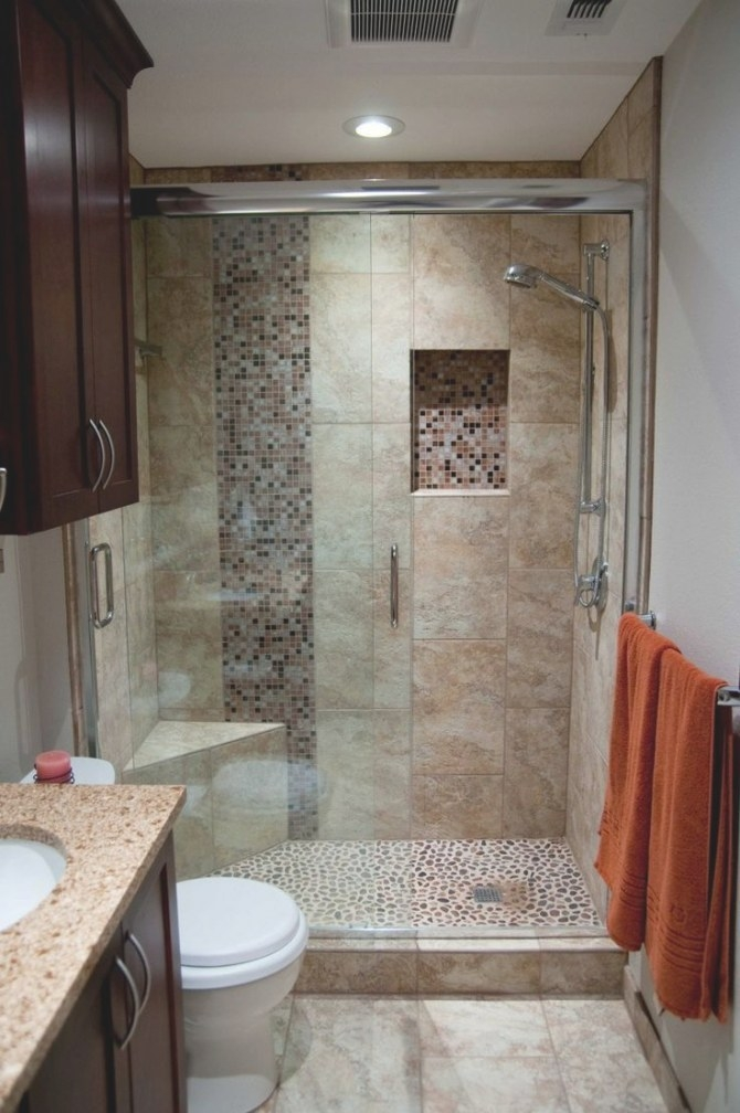Remodeling Small Bathroom Ideas And Tips For You | Casas for ** In Small Bathroom