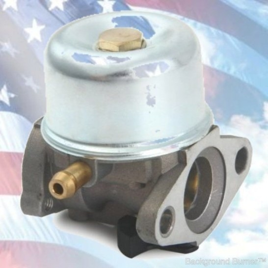 Replaces Briggs & Stratton 124T02-0161-B1 Carburetor pertaining to Briggs And Stratton Lawn Mower Starts Then Dies