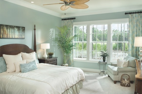 Sandpiper 1126 Tropical-Bedroom with What Is The Most Relaxing Color For A Bedroom