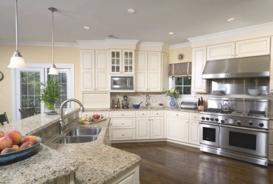 Santa Cecilia Granite Countertops For A Fresh And Modern with regard to Santa Cecilia Light Granite