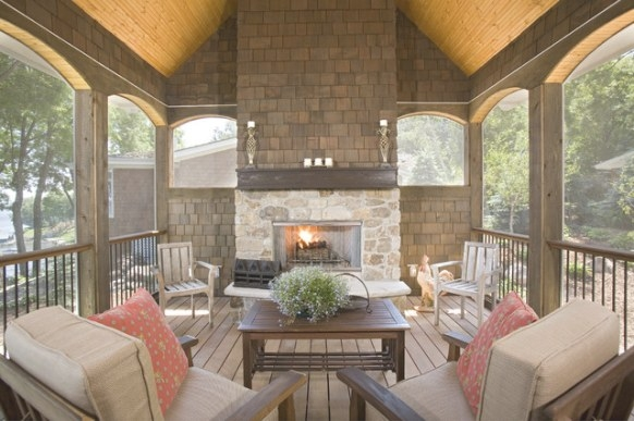 Screen Porch inside Screened In Porch Ideas